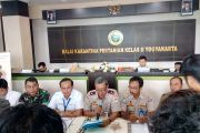 Tanpa sertifikat kesehatan karantina, puluhan reptil dan amfibi diamankan Balai Karantina Pertanian Kelas II Yogyakarta