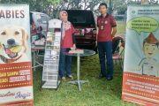 Cynologique Festival, Karantina Yogyakarta Turut Berpartisipasi